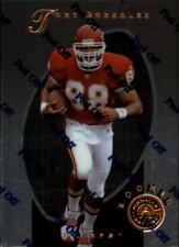 1997 Pinnacle Certified Football Card #149 Tony Gonzalez Rookie