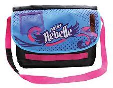 Brand New NERF Rebelle MESSENGER BAG Carry Blaster SECRETS & SPIES