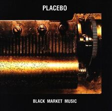 Placebo Black Market Music CD Album VGC