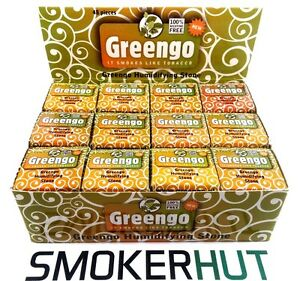 Greengo Hydrostone - Natural Terracotta Humidifying Baccy Pouch Herb Hydro Stone