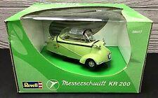 Revell Messerschmitt KR 200 3 Wheel Car 1:18 Die Cast Green 08917