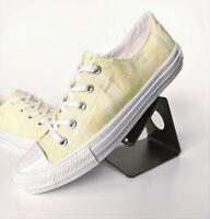 Converse Chuck Taylor All Star Gemma OX Sneaker Damen Women Gelb Yellow 555845C