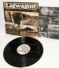 LAGWAGON resolve Lp Vinyl Record with lyrics insert , Punk fat wreck , joey cape
