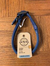 Dog Collar Size Small Genuine Leather