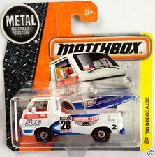Matchbox Dodge Diecast Delivery Trucks