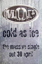 M.O.P. POSTER COLD AS ICE