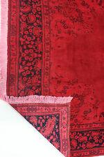 en exclusivité Vintage Used Look élégant ROSE PERSAN TAPIS d'Orient 2,82 X1,