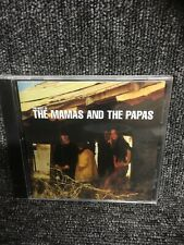 The Best Of The Mamas And The Papas [ CD] New Sealed. Greatest Hits. Freepost Uk