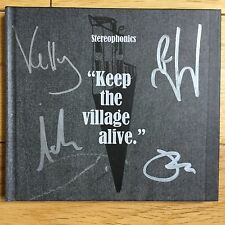 Stereophonics - Keep The Village Alive Signed CD Autographed