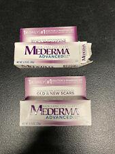 2 Mederma Advanced Scar Gel Exp.12/21, 6/21