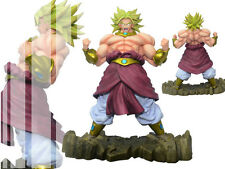 DBZ Dragon Ball Z Super Saiyan Broly Broli Anger Ver. Figure Figurine 25cm NoBox