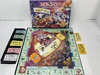 LOONEY TUNES MONOPOLY LIMITED COLLECTOR'S EDITION 100% COMPLETE VTG 1999 VGC