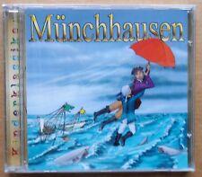 Münchenhausens lustigen Streiche und Abenteuer - CD neu & OVP