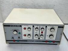 Biodex Dynamometer Controller Model 900 800 For System 2 Strength Testing System