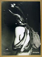 1997 john casado photo Elliott & Lucca THE SAK handbag vintage print Ad