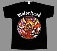 MOTORHEAD Motörhead 1916 LEMMY KILMISTER NEW BLACK SHORT/LONG SLEEVE T-SHIRT