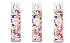 x3 Bath & and Body Works Capri Coastal Citrus Fine Fragrance Mist Spray