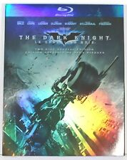 The Dark Knight Blu-Ray Digital 2008 3 Disk Special Edition with Slip Cover