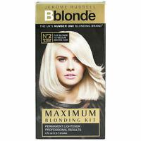 Jerome Russell BBlonde Maximum Blonding Kit No.2