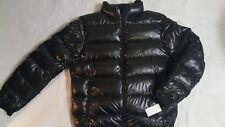 DKNY Men's Black Essential Puffer Down Jacket Size M