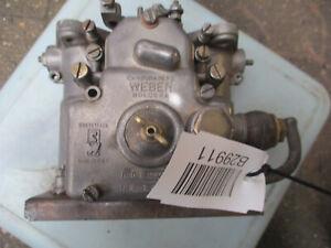 Opel GT Rekord C Manta A B Kadett B C CIH Vergaser Carburettor Weber 40DCOE
