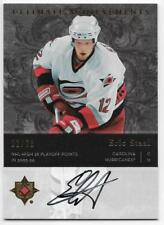 06/07 UD ULTIMATE COLLECTION ACHIEVEMENTS AUTOGRAPH #UAES Eric Staal #2/28