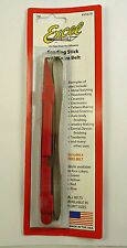 Excel Red Sanding Stick With Extra Belt Grit 120