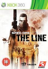 Spec Ops: The Line XBox 360 * En Buen Estado *