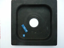 Linhof  KARDAN recessed lens board, Drilled #0 Copal, 25mm