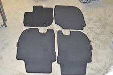 NEW OEM 2015-2018 HONDA FIT GENUINE CARPET FLOOR MATS 83600-T5R-A01ZA