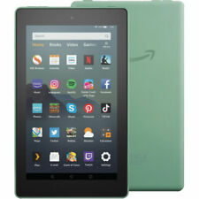 """Amazon M8S26G Fire 7 7"""" 1GB RAM 16GB ROM Android Tablet - Sage Green"""