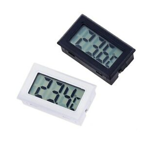 New Mini Digital Thermometer LCD Display Thermometer Electronic Water Temp Gauge