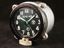 Military Soviet Tank Panel Clock,watch USSR -  119 CHS - M3. (5 DAYS)