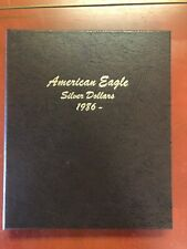 AMERICAN EAGLE SILVER DOLLARS FULL SET 1986-2020  (35 Total)