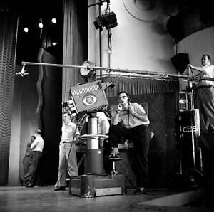 behind the scenes The Jackie Gleason Show 1954 26 OLD TV PHOTO