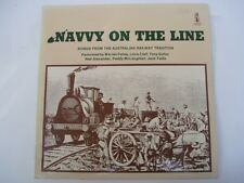 Navvy On The Line - Songs From The Australian Railway
