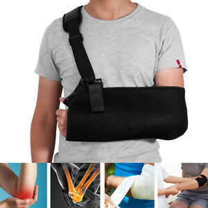 Arm Sling Shoulder Support Strap Immobilizer Wrist Wrap Relief Injury Fracture