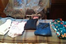 girls clothing, size 8, lot of 5 items, dresses, tops and pants Sweater