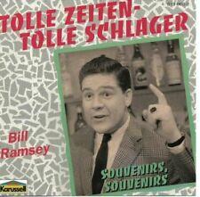 Bill Ramsey Souvenirs, Souvenirs-Tolle Zeiten, tolle Schlager (1963; 10 t.. [CD]