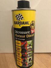 Décrassant pour moteurs Diesel sans démontage - par Bardahl - 500ml