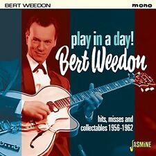 Bert Weedon - Play in a Day - Hits Misses & Collectables 1956-6 [New CD] UK - Im
