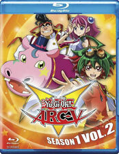 PRE  ORDER: YU-GI-OH! ARC V: SEASON 1, VOL. 2 - BLU RAY - Region A - Sealed