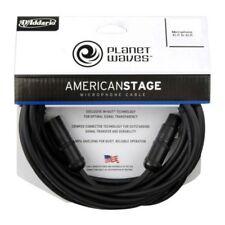 American Stage - Planet Wave Microphone Lead 25ft / 7.62 Meters XLR/XLR