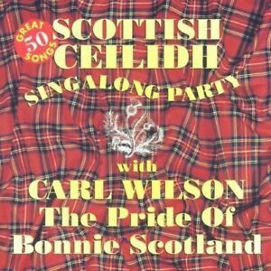 Carl Wilson - 50 Scottish Ceilidh Singalong Party Songs CD