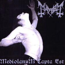 MAYHEM - MEDIOLANUM CAPTA EST - CD SIGILLATO JEWELCASE 2007