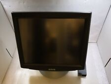 """+ Barco MFCD-1219 TS 19"""" Touchscreen LCD Monitor K9300212 W/ AC Adapter & STAND"""