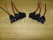 (6x) RC Engineering Fuel Injector Quick Disconnect Pigtails