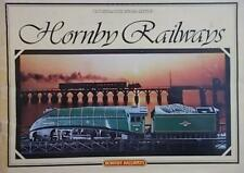 HORNBY RAILWAYS OO CATALOGUE 1979/25TH EDITION VGC SEE PHOTOS
