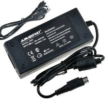 AC DC Adapter Charger Power for 4-Pin LaCie d2 Quadra Disk 500 GB HDD switc