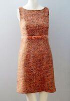 GAP Size 1 Pink Sleeveless Fully Lined Shift Dress